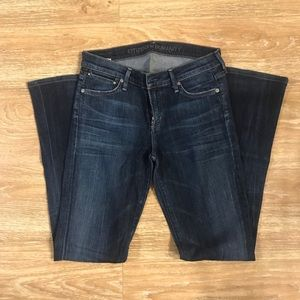 Citizens of Humanity Flare Denim, size 26